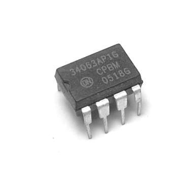 Микросхема MC34063 применяется