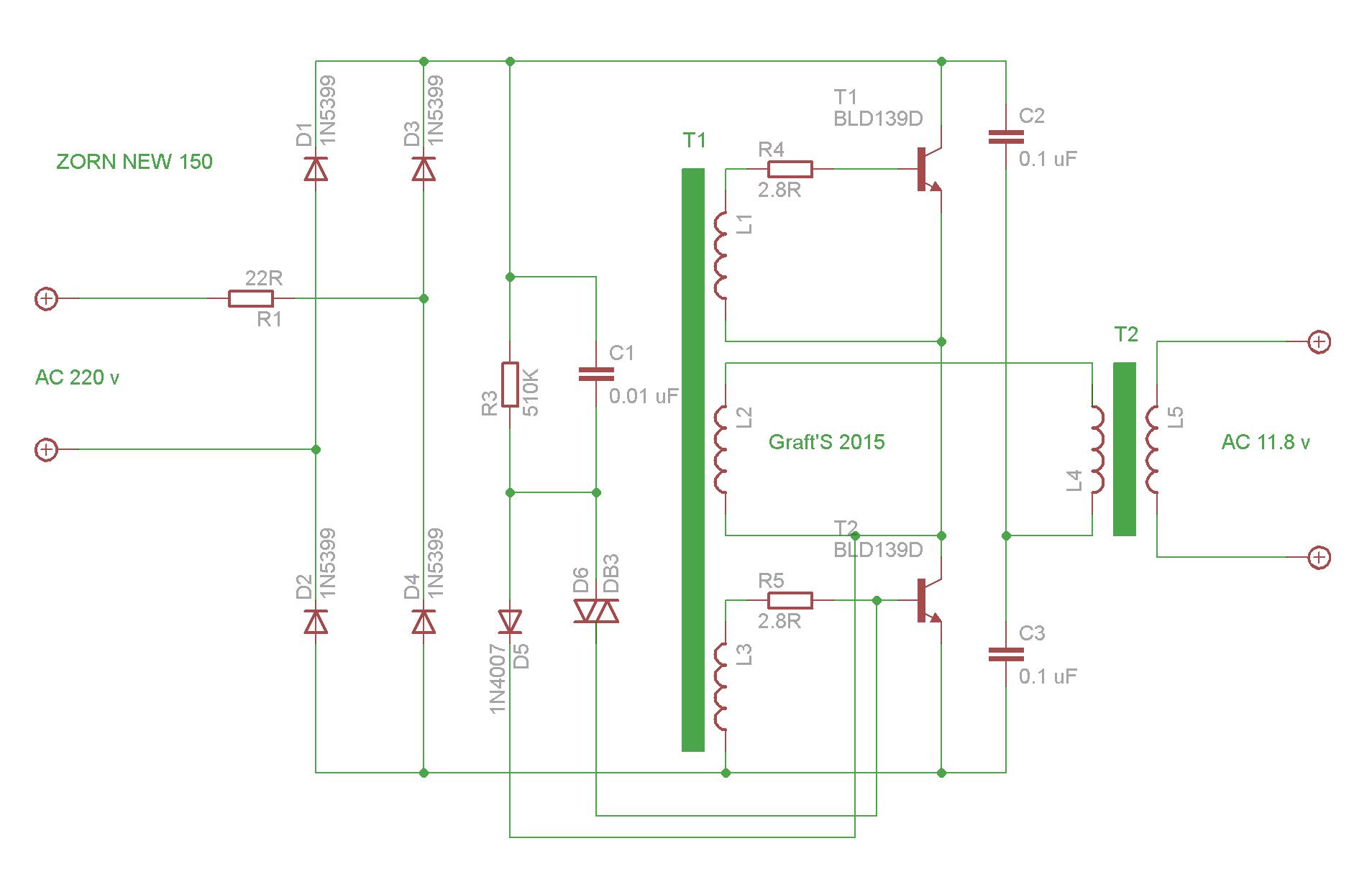 Эл трансформатор для галогенных ламп своими руками 92