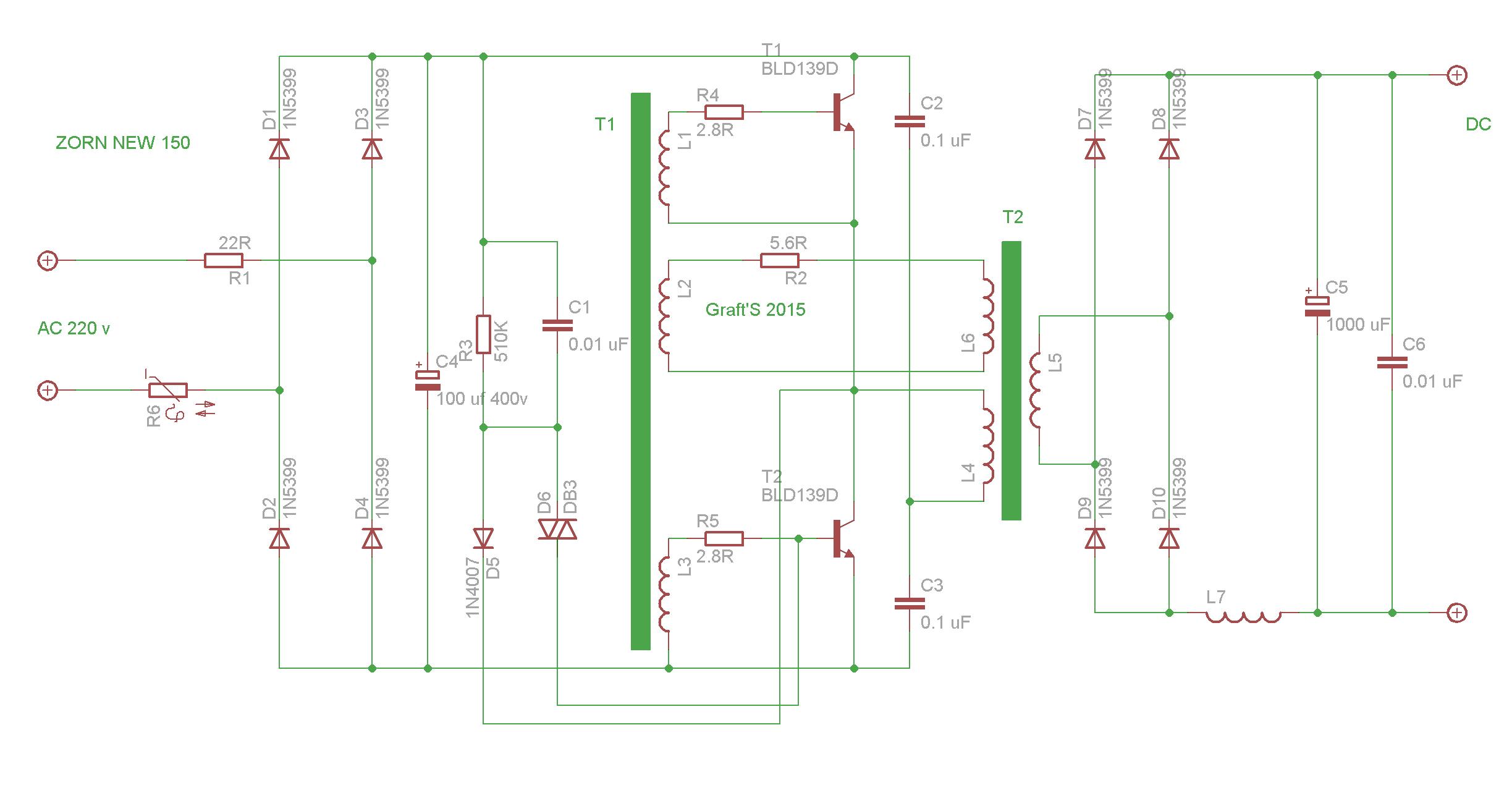 Эл трансформатор для галогенных ламп своими руками 62